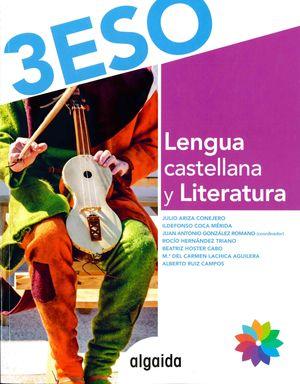 3ESO. LENGUA Y LITERATURA MONOVOLUMEN ANDALUCIA ANAYA