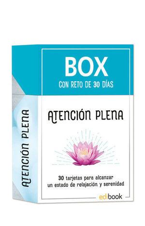 BOX CON RETO DE 30 DIAS ATENCION PLENA
