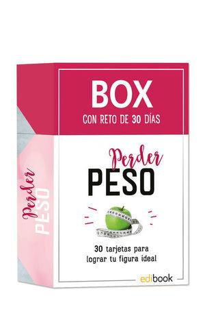 BOX CON RETO DE 30 DIAS PERDER PESO