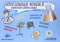 NUEVO LENGUAJE MUSICAL II EDICION AMPLIADA SIBEMOL