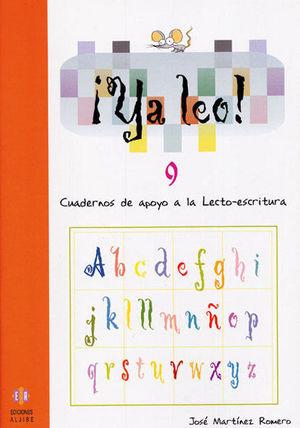 YA LEO 09 SILABAS DIRECTAS H-CH-Ñ