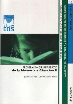 MEMORIA Y ATENCIÓN II
