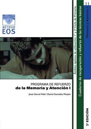 MEMORIA Y ATENCIÓN I
