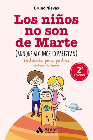 LOS NIÑOS NO SON DE MARTE