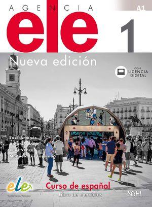 AGENCIA ELE 1 CUADERNO DE EJERCICIOS