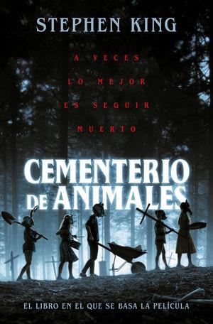 CEMENTERIO DE ANIMALES BEST-SELLER BOLSILLO