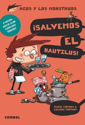 AGUS Y LOS MONSTRUOS 2. SALVEMOS EL NAUTILUS