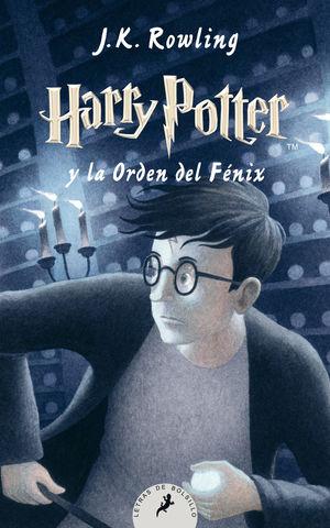 HARRY POTTER 5 .Y LA ORDEN DEL FENIX