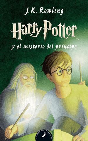 HARRY POTTER 6. Y EL MISTERIO DEL PRINCIPE