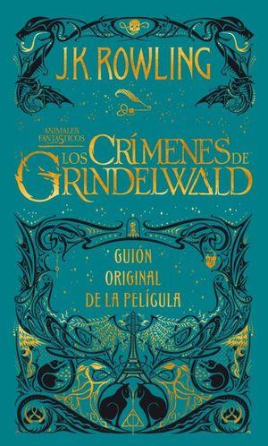 LOS CRIMENES DE GRINDELWALD. ANIMALES FANTASTICOS