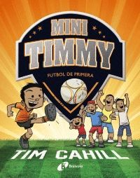 MINI TIMMY FUTBOL DE PRIMERA (CATALAN)
