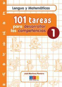 101 TAREAS PARA DESARROLLAR LAS COMPETENCIAS