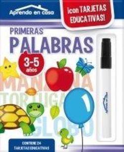PRIMERAS PALABRAS APRENDO EN CASA