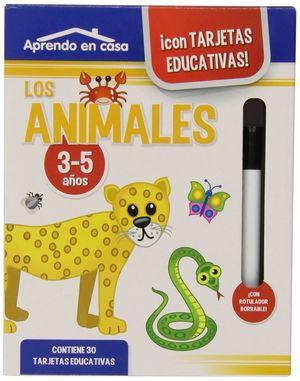 LOS ANIMALES APRENDO EN CASA