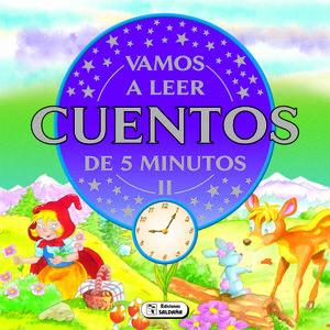 VAMOS A LEER CUENTOS DE 5 MINUTOS - VOLUMEN 2