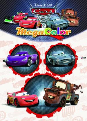 CARS 2. MEGACOLOR