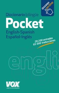 DICCIONARIO POCKET ENGLISH-SPANISH / ESPAÑOL-INGLES