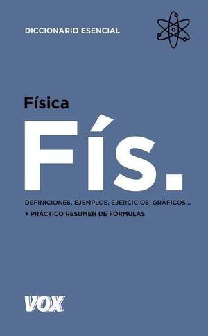 DICCIONARIO FISICA