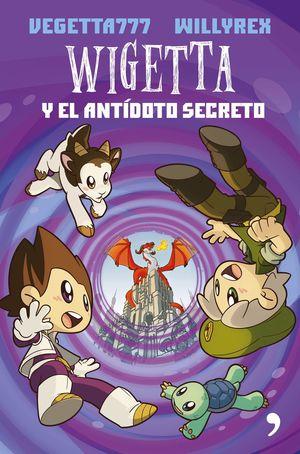 WIGETTA 3. Y EL ANTIDOTO SECRETO