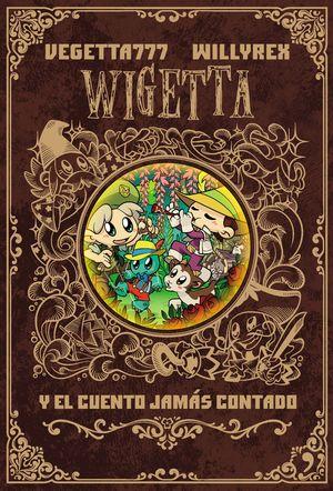 WIGETTA 8. EN EL MUNDO DE LOS CUENTOS