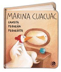 MARINA CUACUAC GANSITA PEQUEÑA PEQUEÑITA