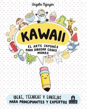 KAWAII EL ARTE JAPONES DE PARA DIBUJAR COSAS MONAS