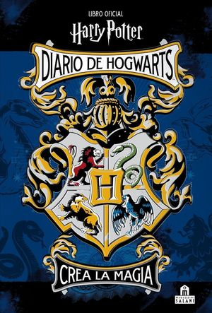 HARRY POTTER DIARIO DE HOGWARTS