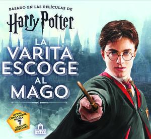 HARRY POTTER LA VARITA ESCOGE AL MAGO