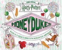 HARRY POTTER HONEYDUKES RASCA Y DESCUBRE LOS MAGICOS AROMAS