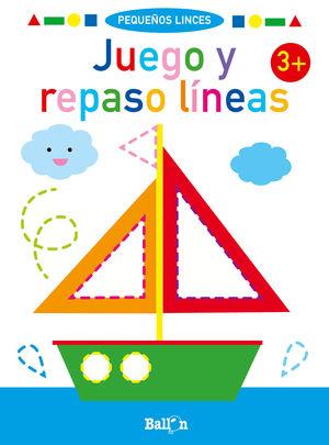 JUEGO Y REPASO LINEAS +3