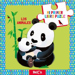 MI PRIMER LIBRO PUZZLE. LOS ANIMALES