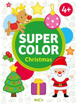 SUPER COLOR  CHRISTMAS