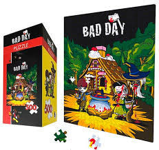 BAD DAY PUZZLES (BAD DAY)