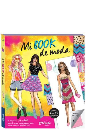 MI BOOK DE MODA