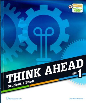 1ESO. THINK AHEAD STUDENTS BOOK BURLINGTON
