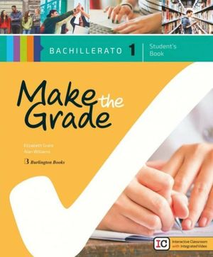 1BCH. MAKE THE GRADE STUDENT BOOK BURLINGTON