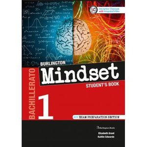1BCH. MINDSET STUDENTS BOOK 20 BURLINGTON
