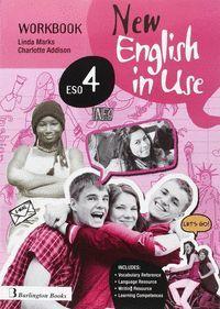 4ESO. NEW ENGLISH IN USE WORKBOOK + LANGUAGE BUILDER BURLINGTON