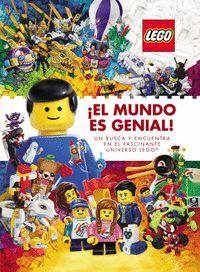LEGO EL MUNDO ES GENIAL